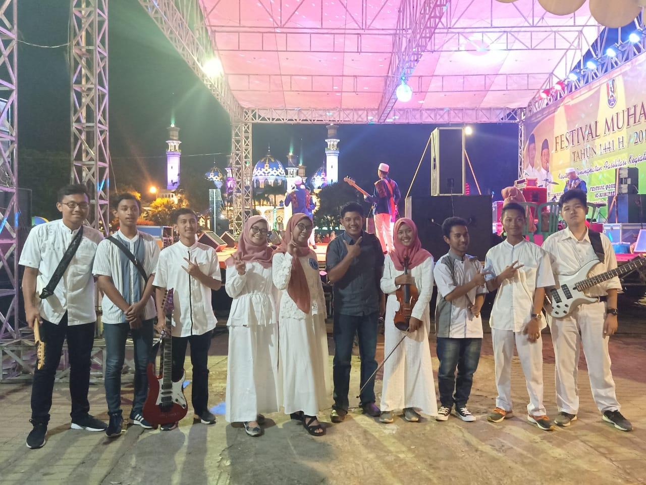 Music Community of Smansa (Mcos) kembali mengharumkan nama sekolah di tingkat Kabupaten