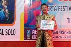 SMANSA RAIH JUARA HARAPAN II DI FLS2N JAWA TIMUR
