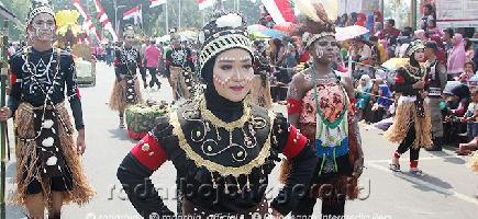 Swadaya SMANSA, Pesona Indonesia Timur